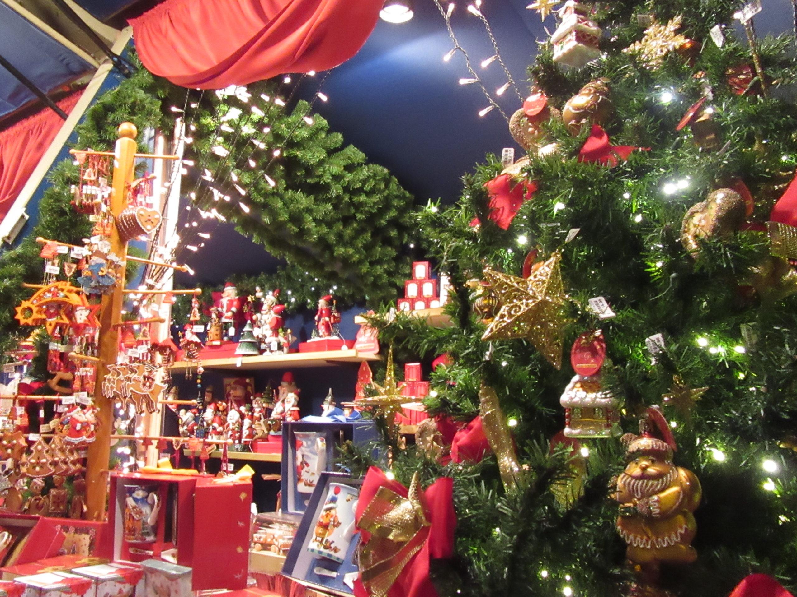 ローテンブルク クリスマスマーケット