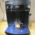 【デロンギ マグニフィカ レビュー】超手軽に本格コーヒーが自宅で飲めるようになった!【口コミ】[ 全自動コーヒーマシン】