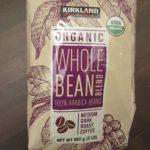 【Kirkland オーガニックホールビーンブレンド レビュー】 おすすめのコーヒー豆【コスパ最強!】