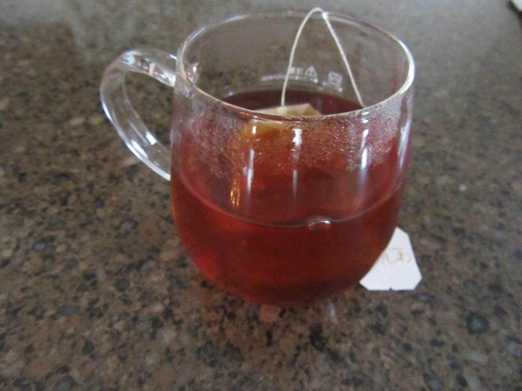ひしわ 生姜紅茶 3