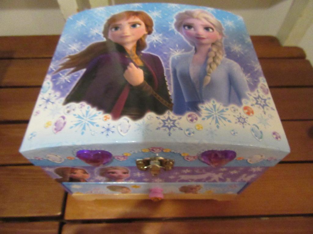 ひみつのラブリーボックス アナと雪の女王  2