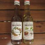 【モナン(MONIN)シロップ レビュー】お家をカフェにするおすすめシロップを買ってみた!【口コミ】【キャラメル、バニラ】