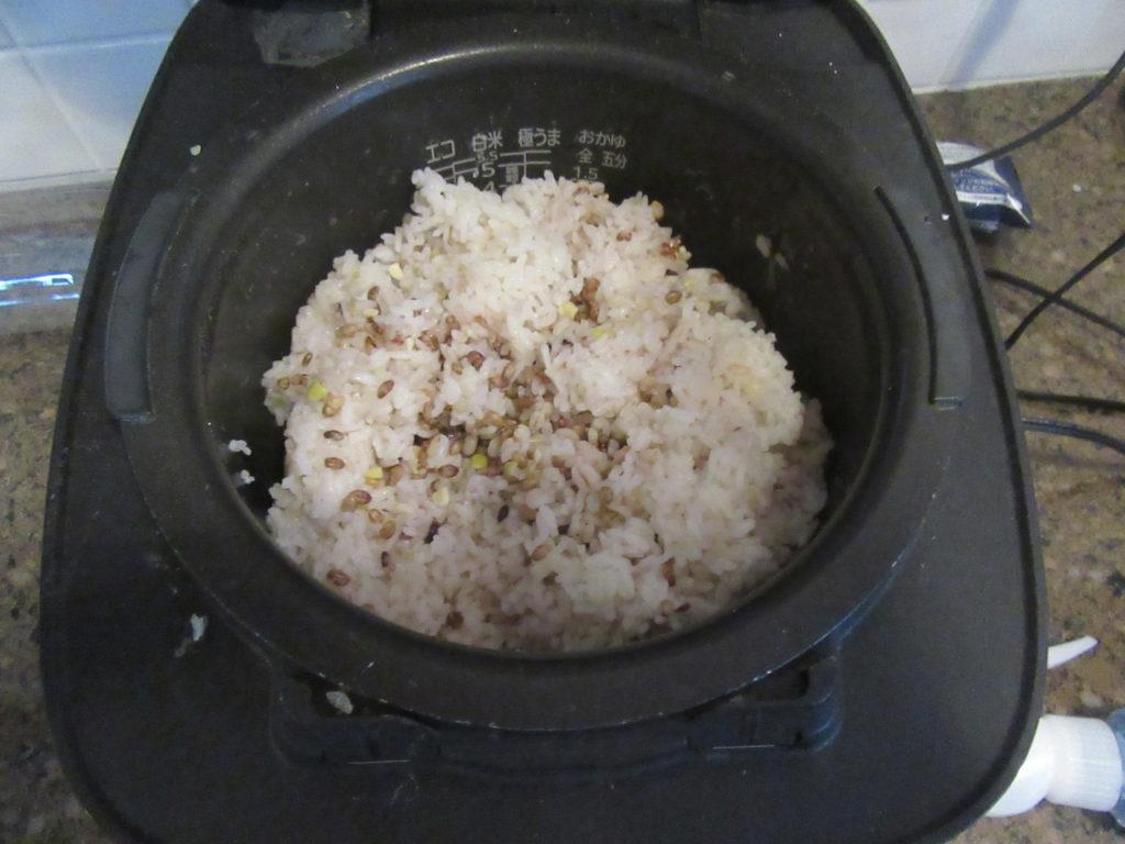 三十雑穀米 3