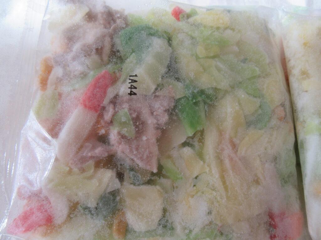 リンガーハット 冷凍ちゃんぽん2